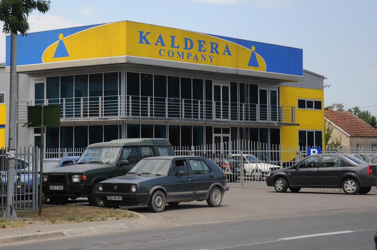 Резултат слика за kaldera company