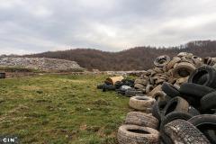 Hazardous Waste Under the Feet of Tuzla Residents