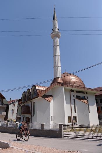 Džamija na Plandištu