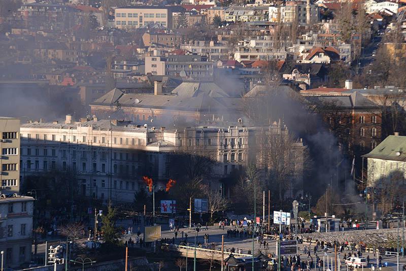 Zgrada Kantona Sarajevo