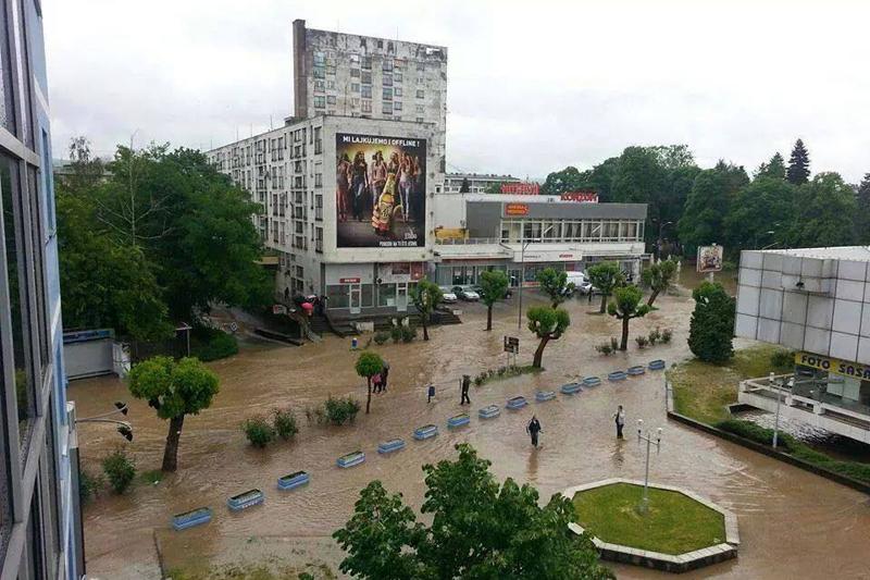 Poplava u Doboju