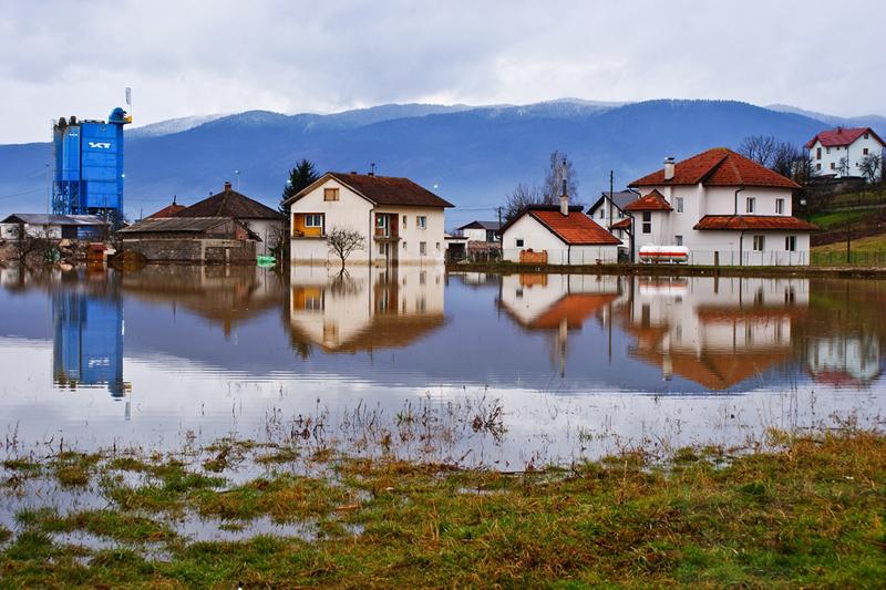 Poplave u Sarajevu 2010