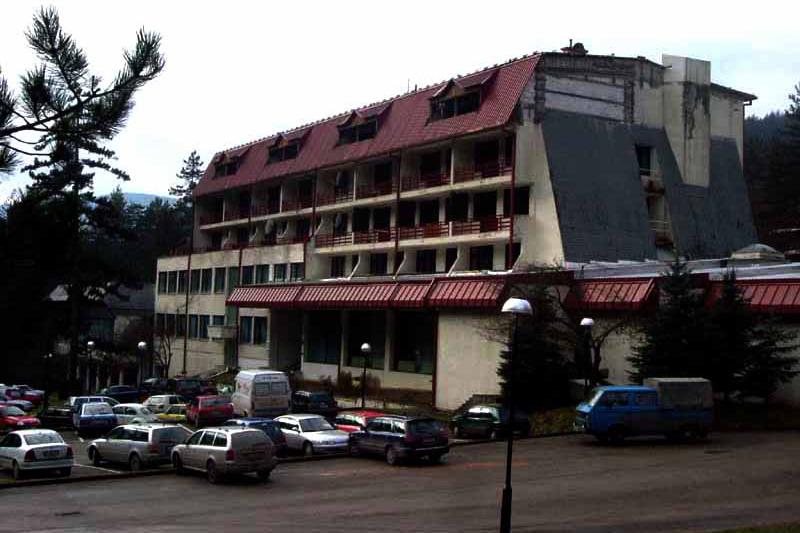 Hotel Vilina Vlas