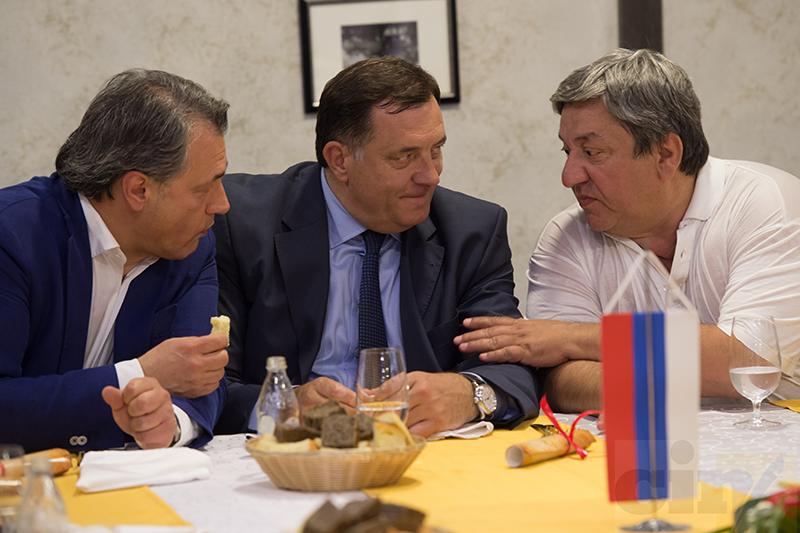 Perović, Dodik, Sardarov