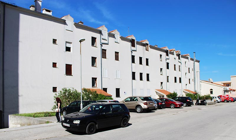 Bernadica Čović bought a 76-square-meter apartment in Makarska