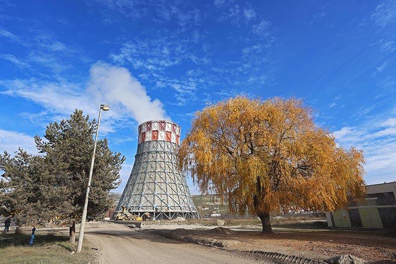 Dimnjak termoelektrane