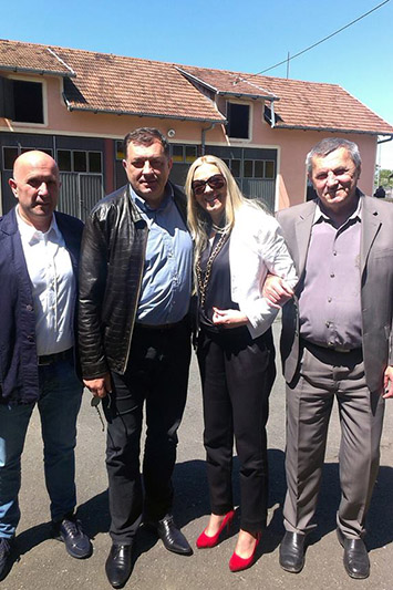 Gordan Pavlović i Milorad Dodik