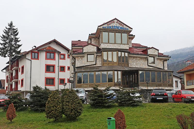Zgrade Gordana Pavlovića