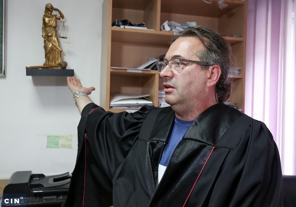 Jadranko Grčević, CIN