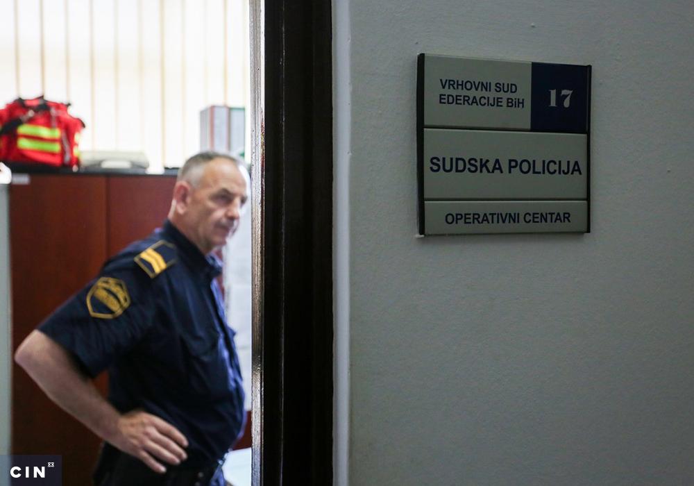 Sudska policija, CIN