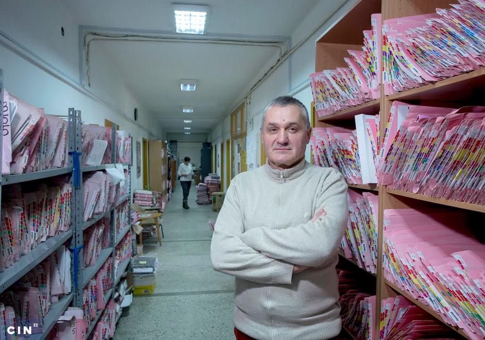 Goran Rubil, CIN