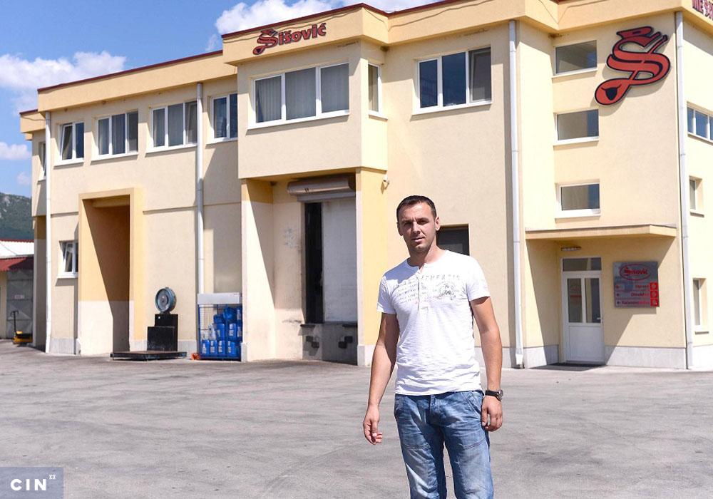 Damir Pavković, CIN
