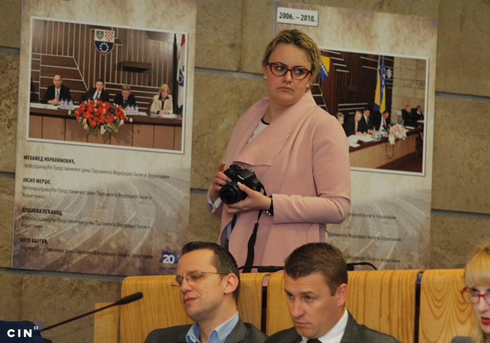 Irena Mrnjavac, CIN