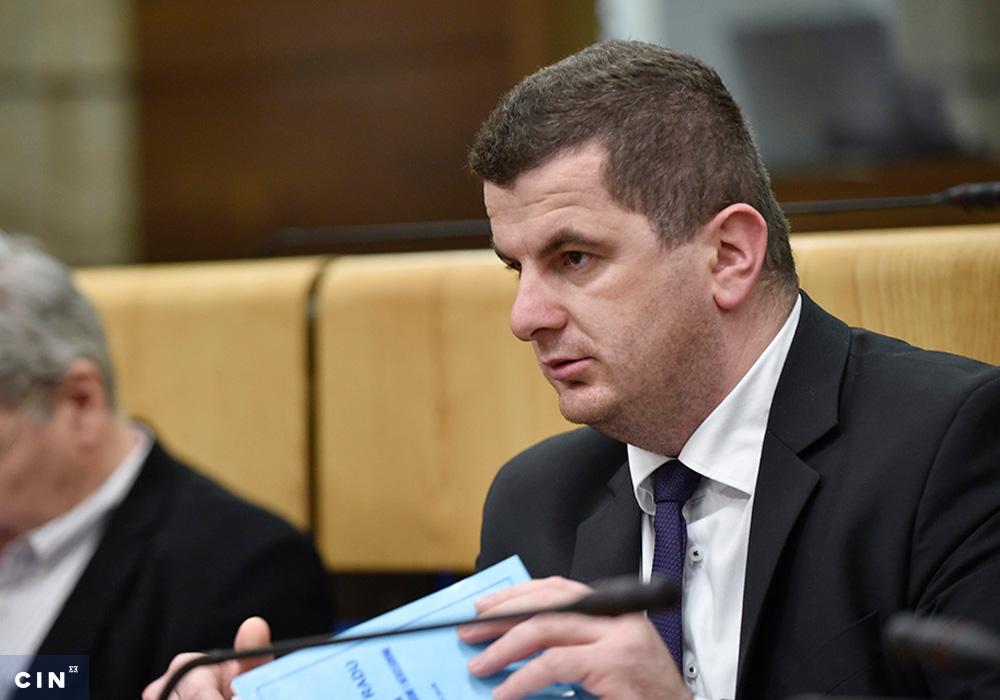 Stjepan Dujo, CIN