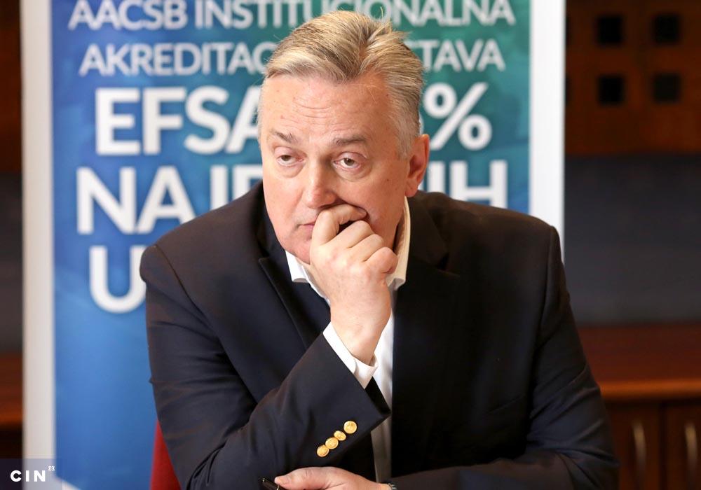 Zlatko Lagumdžija, CIN