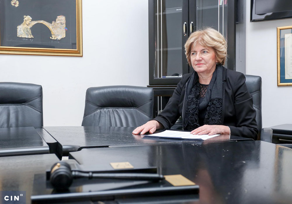 Janja Jovanović, CIN