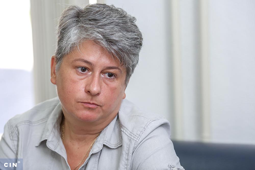 Aneta Raić, CIN