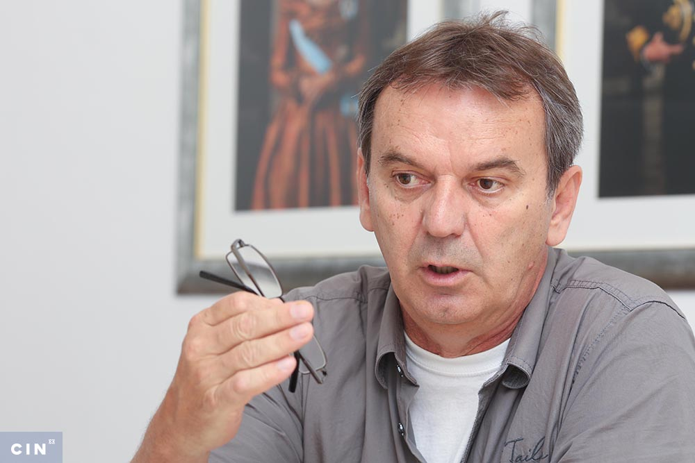 Mario Vignjević, CIN