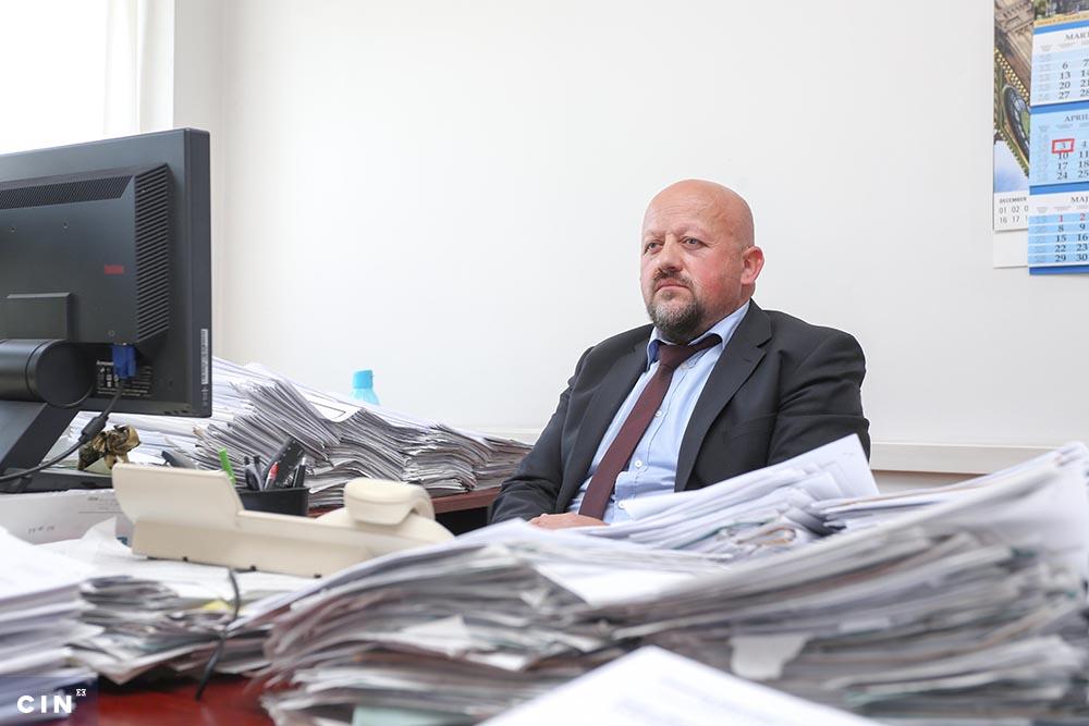 Željko Škarica, CIN