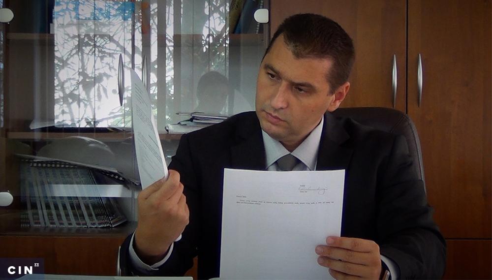 Dragoljub Reljić, CIN