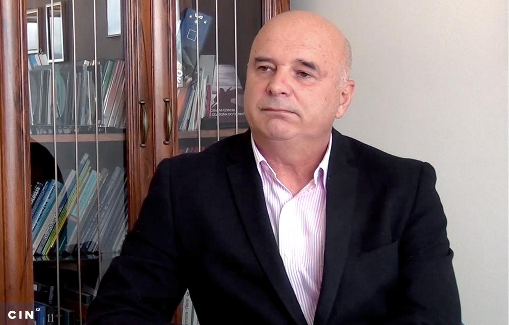 Goran Mutabdžija, CIN