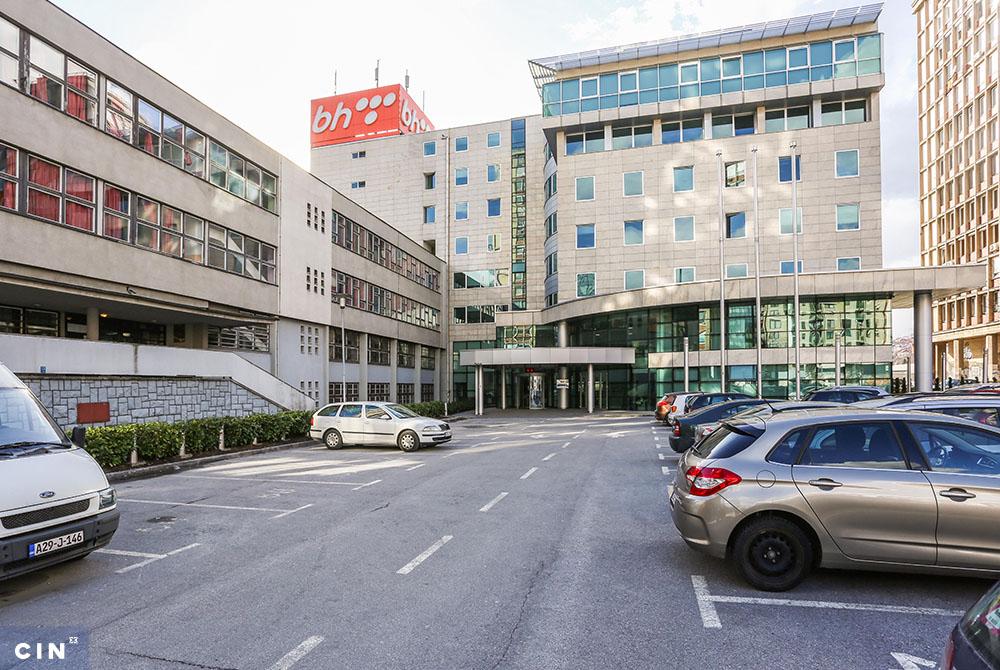 Zgrada BH Telecom