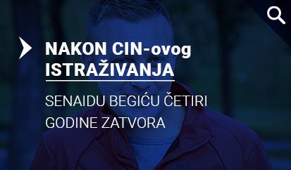 Senaidu Begiću četiri godine zatvora