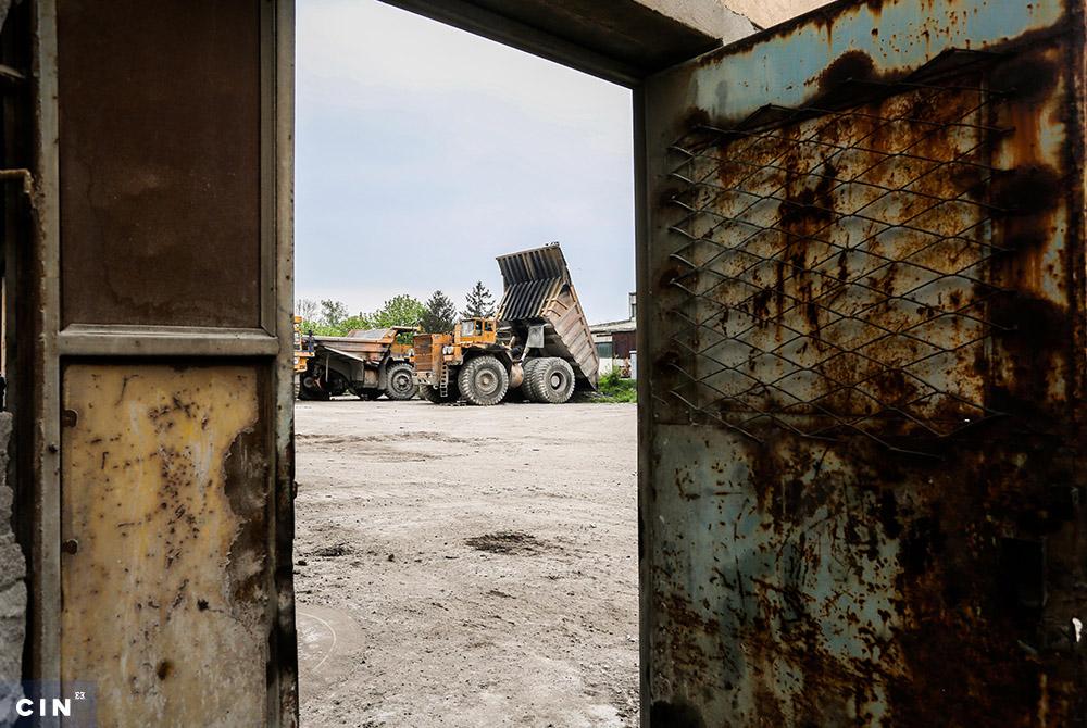Damper-kamioni