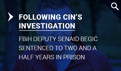 FOLLOWING CIN'S INVESTIGATION 1